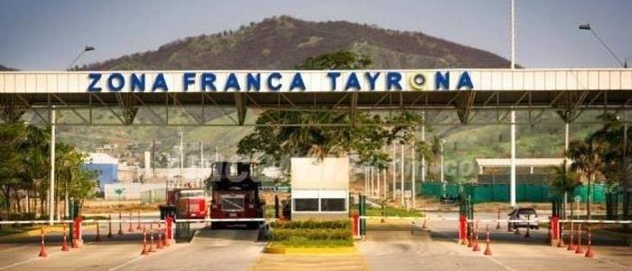 Bodegas Zona Franca Tayrona