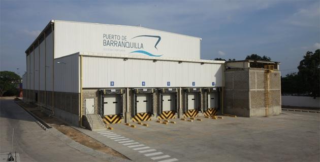 Ya está la primera bodega de refrigerados dentro de un terminal portuario en el país